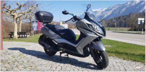Kymco New Downtown 125