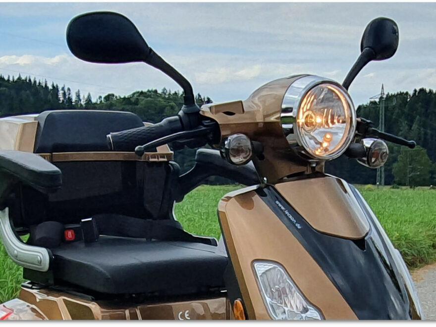 Lecson-E-Quad-Elektromobil