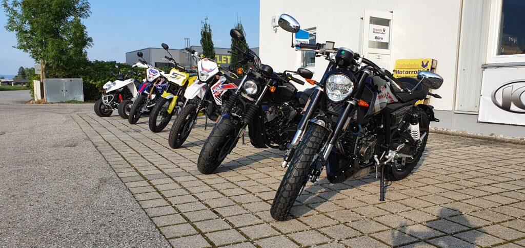 Jetzt Top Angebote bei Deinlein Motorroller in 83404 Ainring sichern
