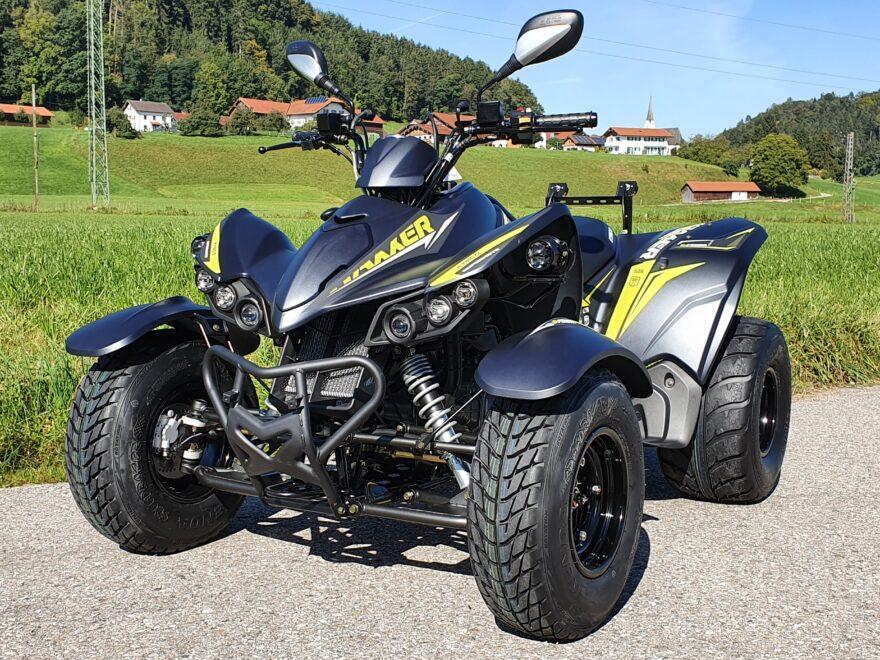 MAXXER S 300 T Onroad LOF Supermoto bei Deinlein Motorroller Sägewerkstr.13 Hammerau