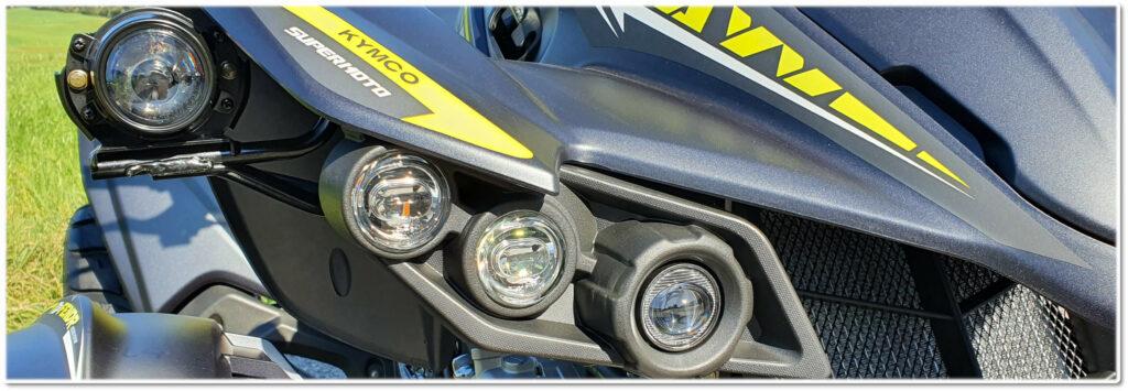 Kymco Maxxer 300 Sport